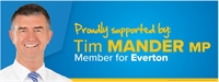 Tim Mander MP