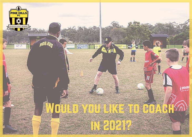 Would you like to coach in 2020